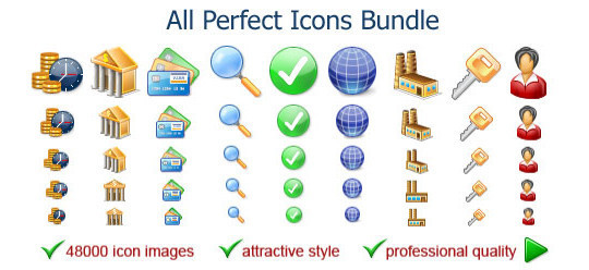 50 Fresh Icon Sets For Developers And Designers 51