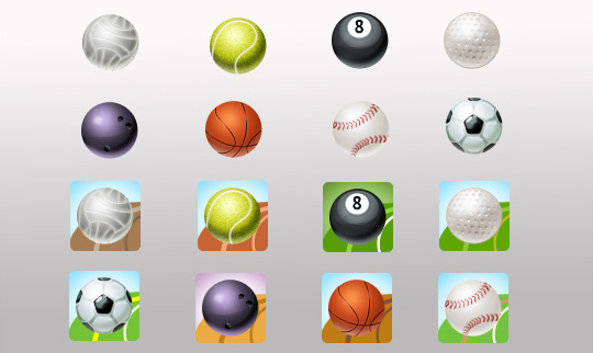 50 Fresh Icon Sets For Developers And Designers 18
