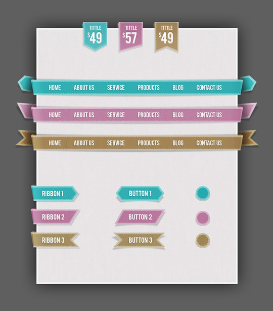 45 Fresh Collection of High Quality Free PSD Files 28