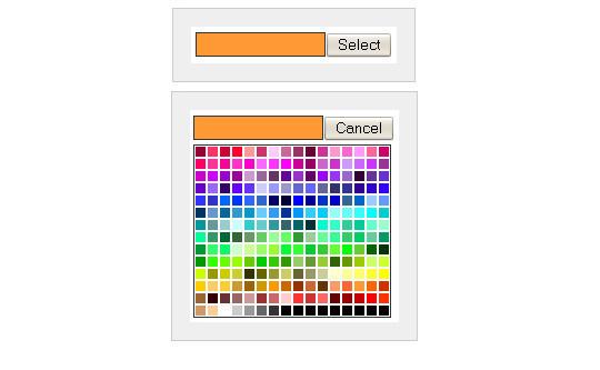 10 Most Useful Javascript Color Pickers Plugins 11