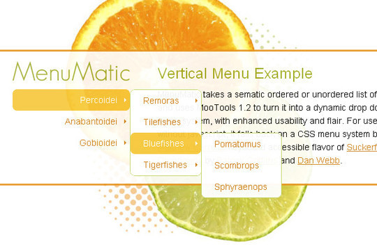 Showcase Of Creative Navigation Menus Examples 21