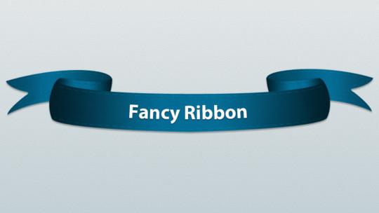 15 Beautiful Yet Free Ribbons PSD Files 10