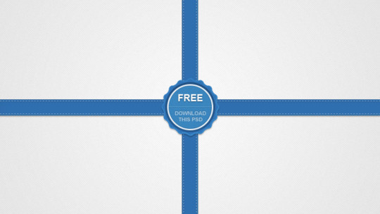 15 Beautiful Yet Free Ribbons PSD Files 12