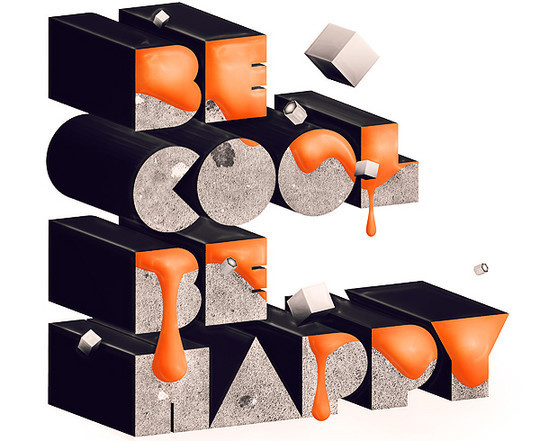 50 Remarkable Examples Of Inspiring Typography 33