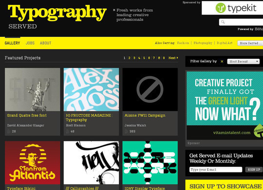 18 Must Read Typography Related Blogs 2