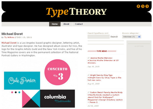 18 Must Read Typography Related Blogs 1