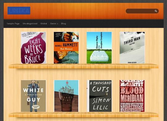 40+ Fresh And Free Wordpress Themes 25