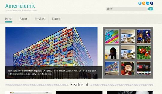 40+ Fresh And Free Wordpress Themes 28