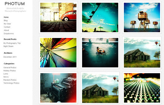 40+ Fresh And Free Wordpress Themes 15