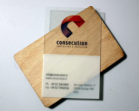 40 Creative Examples Of Transparent Business Cards 4