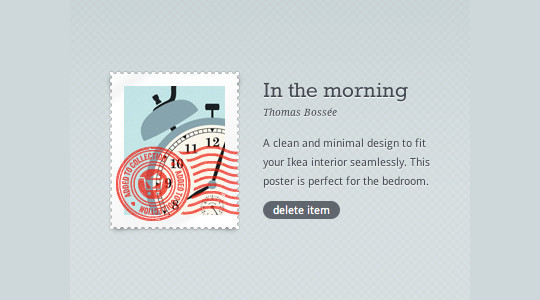 50 Extremely Useful PSD Files From Dribbble 12