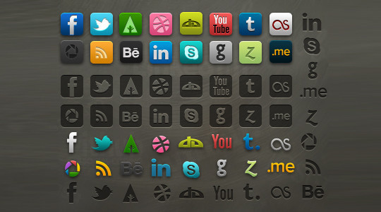 50 Extremely Useful PSD Files From Dribbble 46