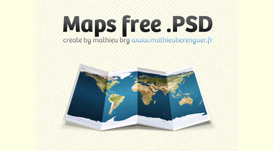 50 Extremely Useful PSD Files From Dribbble 13