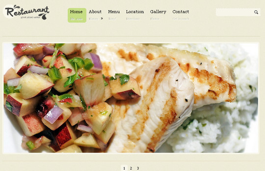 Ultimate Collection Of Free Wordpress Themes For Food And Recipe Blogs 17