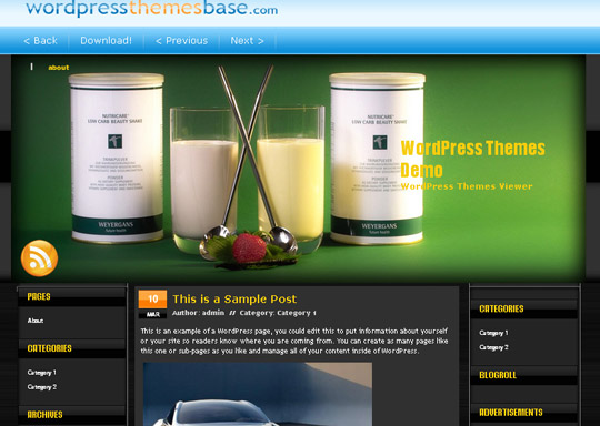 Ultimate Collection Of Free Wordpress Themes For Food And Recipe Blogs 32