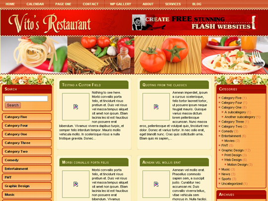 Ultimate Collection Of Free Wordpress Themes For Food And Recipe Blogs 33
