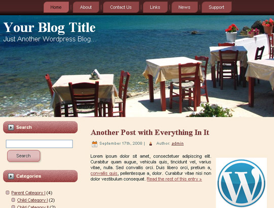 Ultimate Collection Of Free Wordpress Themes For Food And Recipe Blogs 38
