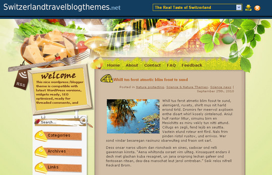 Ultimate Collection Of Free Wordpress Themes For Food And Recipe Blogs 6
