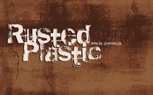 20 Creative Grunge Fonts To Download 4