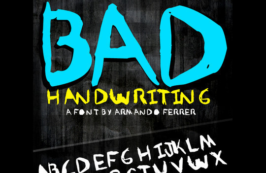 20 Creative Grunge Fonts To Download 9