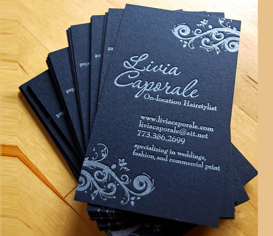 40+ Beautiful And Creative Letterpress Designs 17