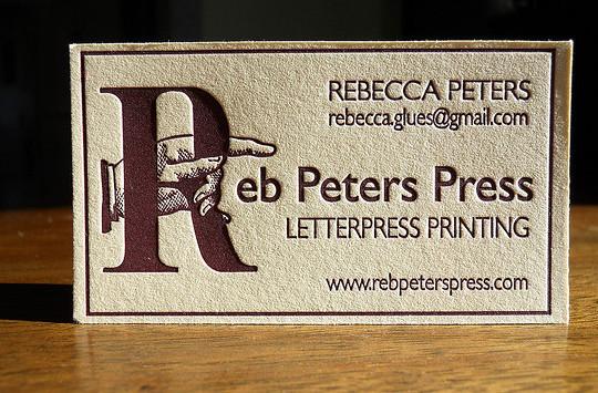 40+ Beautiful And Creative Letterpress Designs 20