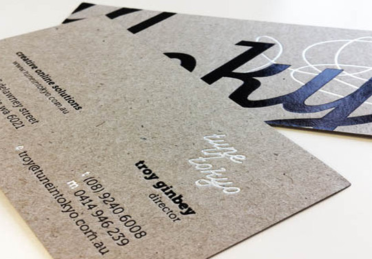 40+ Beautiful And Creative Letterpress Designs 22