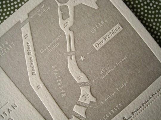40+ Beautiful And Creative Letterpress Designs 29