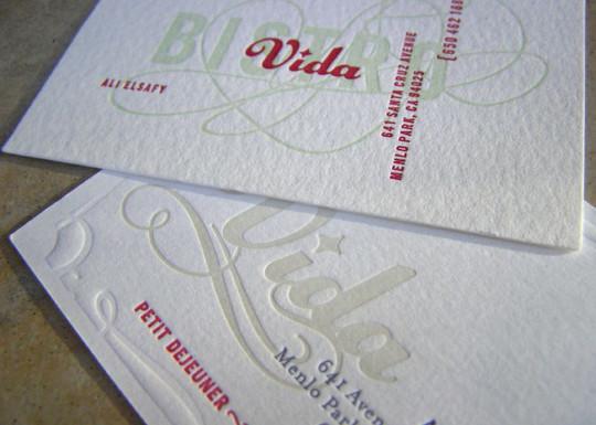 40+ Beautiful And Creative Letterpress Designs 31