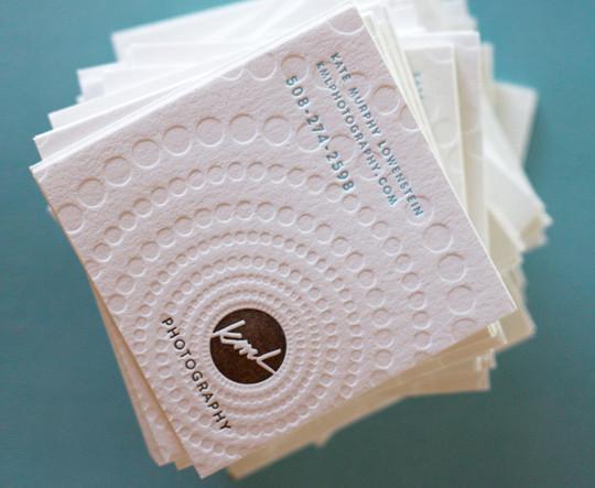 40+ Beautiful And Creative Letterpress Designs 42
