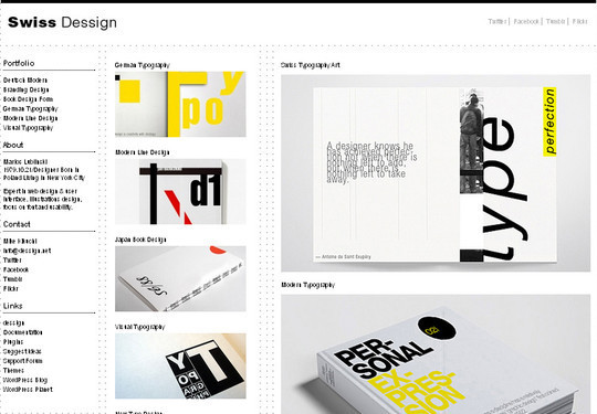 Less Is More: 40 Free, Minimal And Clean Wordpress Themes 11