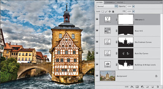 50 Photoshop Tutorials For High Quality Photo Editing 13