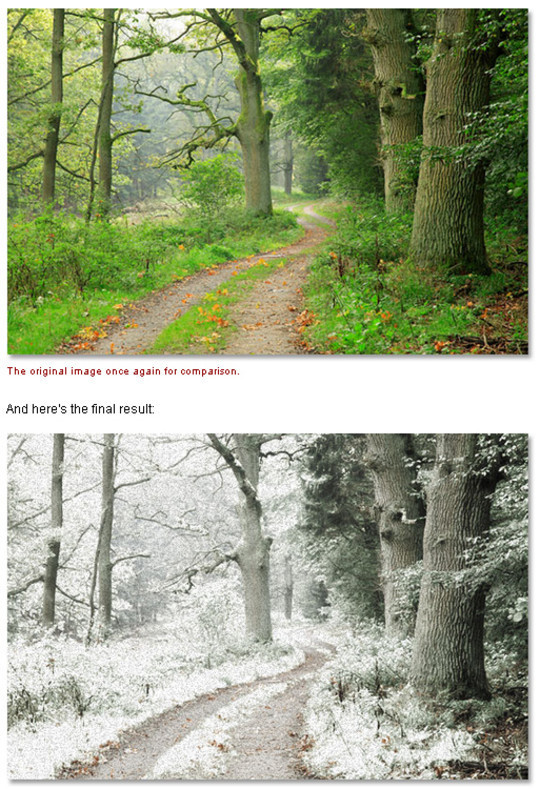 50 Photoshop Tutorials For High Quality Photo Editing 34