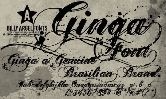 11 Useful And FREE Script Fonts For Your Design 2