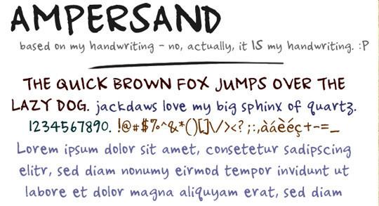 11 Useful And FREE Script Fonts For Your Design 5