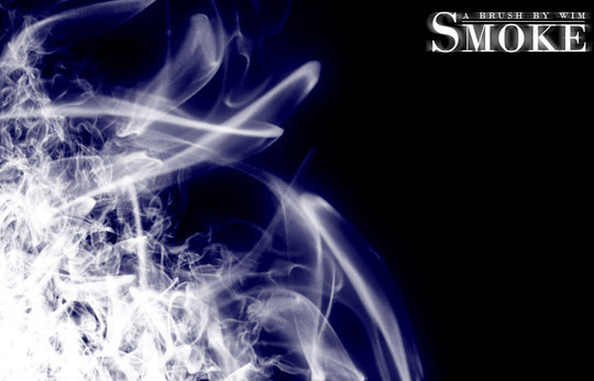 15 Free Abstract Smoke Brushes 2