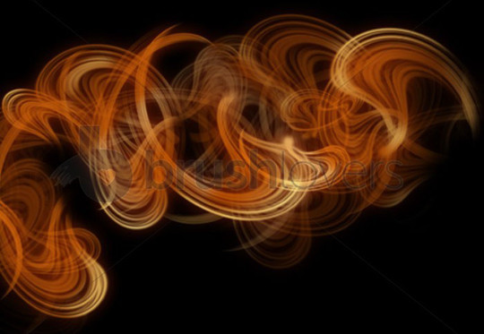 15 Free Abstract Smoke Brushes 12