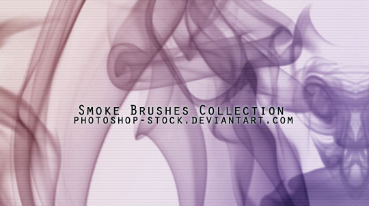 15 Free Abstract Smoke Brushes 14