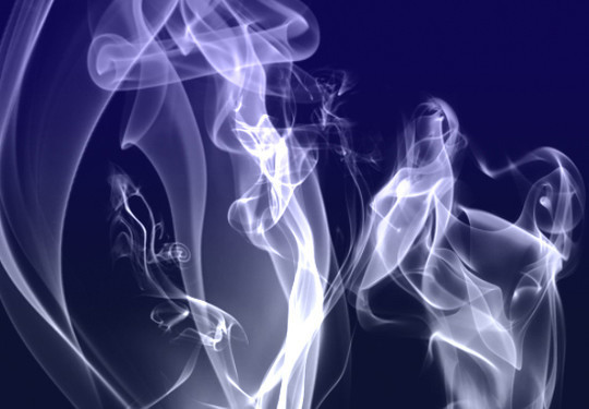 15 Free Abstract Smoke Brushes 10