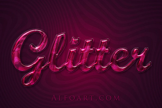 50 Photoshop And Illustrator Tutorials For Creating Text Effect 5