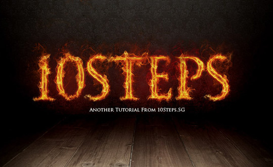 50 Photoshop And Illustrator Tutorials For Creating Text Effect 13