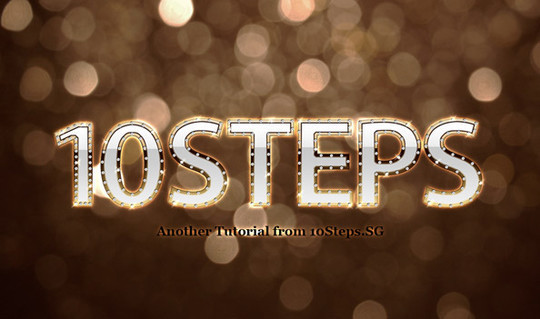 50 Photoshop And Illustrator Tutorials For Creating Text Effect 34