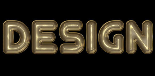50 Photoshop And Illustrator Tutorials For Creating Text Effect 8