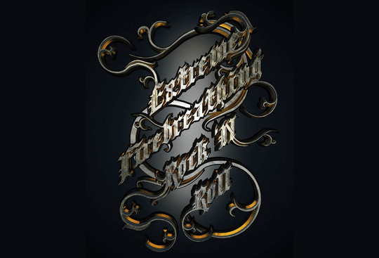 50 Photoshop And Illustrator Tutorials For Creating Text Effect 12