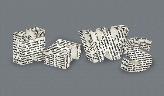 50 Photoshop And Illustrator Tutorials For Creating Text Effect 17