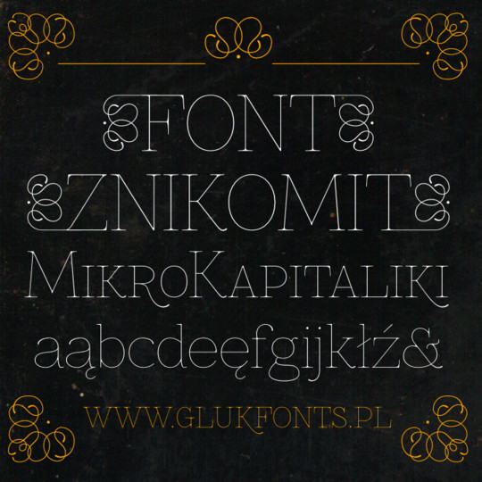 Massive Collection Of Free Thin Fonts To Download 4
