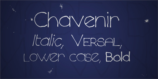 Massive Collection Of Free Thin Fonts To Download 26