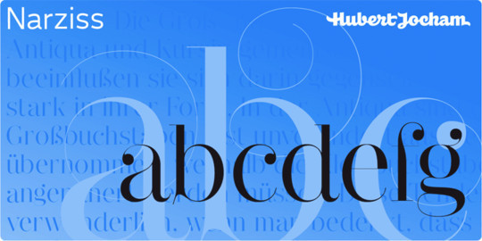 Massive Collection Of Free Thin Fonts To Download 31