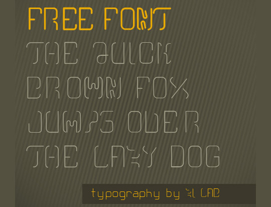 Massive Collection Of Free Thin Fonts To Download 40