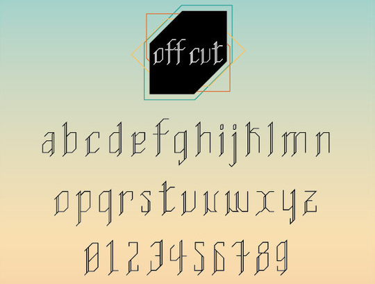 Massive Collection Of Free Thin Fonts To Download 46